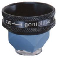 Four-Mirror Glass Gonio Laser Lens - Glass Flange
