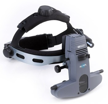 All Pupil II Indirect Ophthalmoscope Wireless Slimline LED Convertible